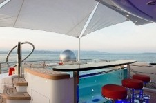 EXCELLENCE V -  Sundeck Spa Pool with Bar