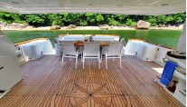 Eagles Nest -  Aft Deck