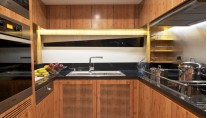 Electra superyacht - Galley-001