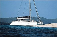 Fountaine Pajot 60 Catamaran