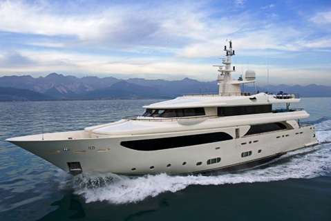 Motor yacht EMOTION - ex EMERALD STAR