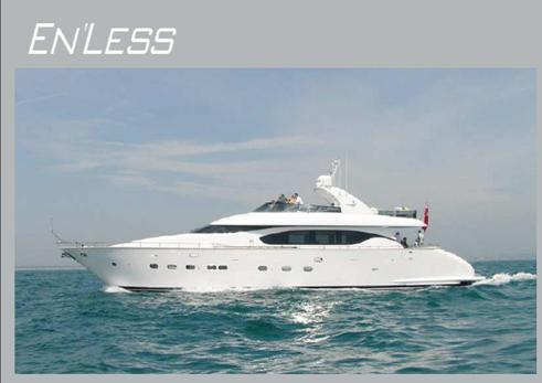 Motor Yacht En Less