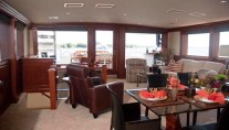 Essence -  Salon looking Aft