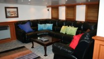 Expedition Yacht SARSEN - Lounge and Theatre