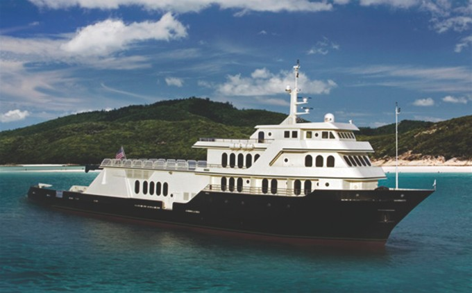Motor Yacht GLOBAL (ex Allure)