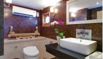 Expedition yacht SALILA -  Guest Ensuite