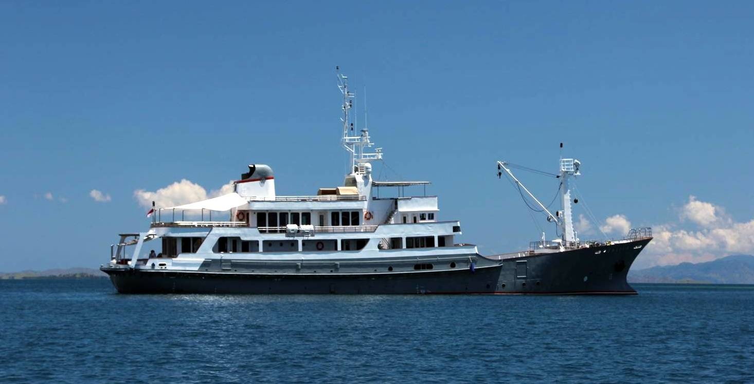 Salila Yacht Charter Details Luxury Expedition Vessel