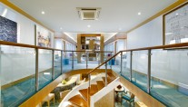 Expedition yacht SALILA -  Stairwell