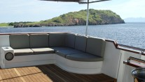 Expedition yacht SALILA -  Sundeck Seating