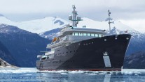 Expedition yacht YERSIN