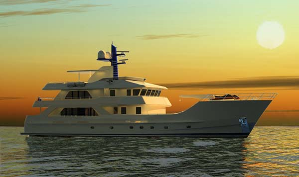 Motor Yacht Inace 120 (ex Far Far Away)