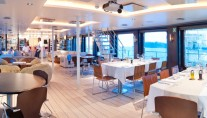 Explorer Yacht ATMOSPHERE -  Salon and Dining