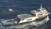 Explorer yacht Global