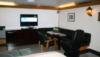 Explorer yacht SARSEN - Owners Suite