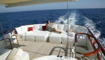 FANTASEA - Sundeck Lounging