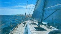 FARBAY - ForeDeck Shot