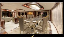 FB253 Diamonds Are Forever Superyacht Main salon