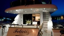 FELICITY 777 -  Aft View