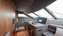 FORTUNA SL82 -  Wheelhouse