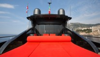 FORZA 8 Motor Aft deck