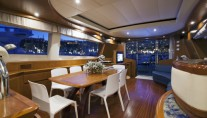 FORZA 8 Motor Dining looking aft