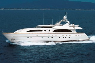 Falcon 115 Yacht Helios - Underway 2