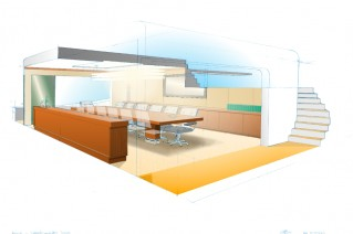 Feadship Breathe Yacht Concept - Conference room.png