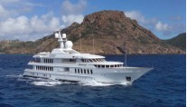 Feadship Motor Yacht HUNTRESS - Profile