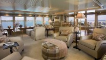 Feadship Motor Yacht HUNTRESS - The Main Saloon