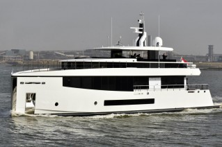 Feadship Motor Yacht Letani - Photo credit DutchYachting