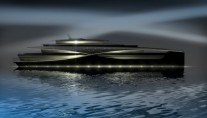 Feadship Qi Yacht of 56m - rendering