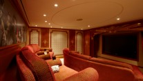 Feadship Super Yacht Lady Christine - Cinema