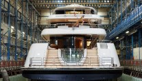 Feadship launched superyacht  Hasna