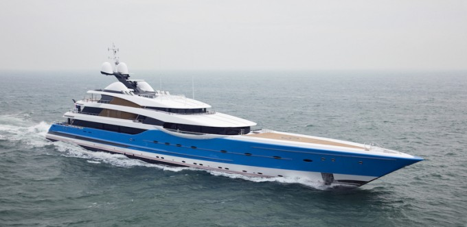 Motor Yacht MADAME GU (Project DREAM - hull 1004)