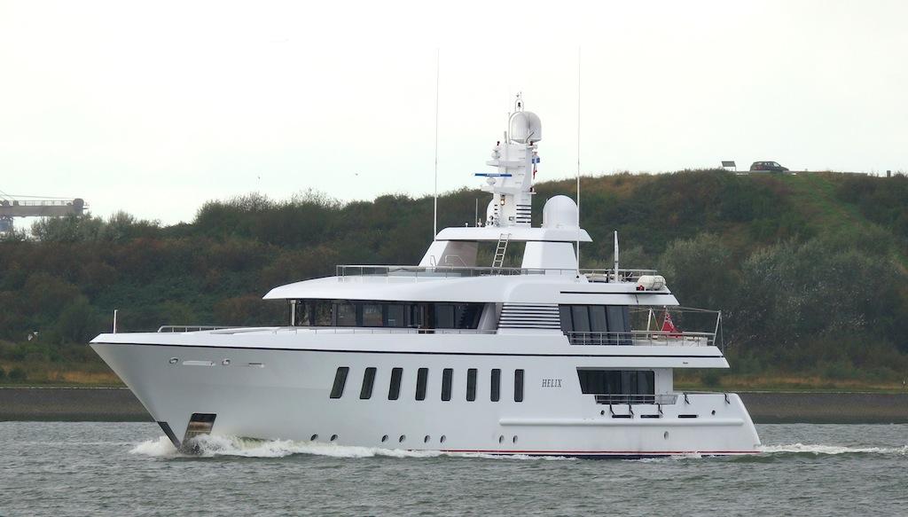 MEGAN Yacht Charter Details, Feadship   CHARTERWORLD ...