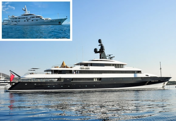 Motor Yacht FALCON LAIR (ex New Horizon L, White Cloud)