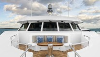 Feadship yacht BROADWATER - Foredeck