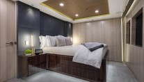 Feadship yacht BROADWATER - Guest cabin