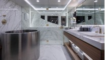 Feadship yacht BROADWATER - Master ensuite