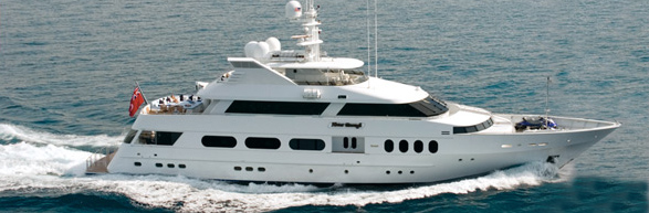 Feadship Yacht Never Enough