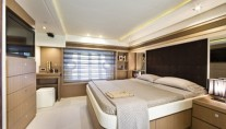 Ferretti 740 - Owners Stateroom
