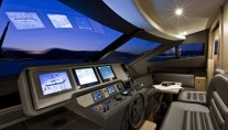 Ferretti 740 - Pilothouse