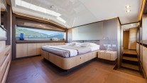Ferretti 960 superyacht - owner suite