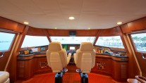 Ferretti Motor Yacht IMAGINE - Bridge