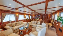 Ferretti Motor Yacht IMAGINE - Salon