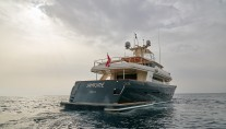 Ferretti Motor Yacht IMAGINE - Yacht