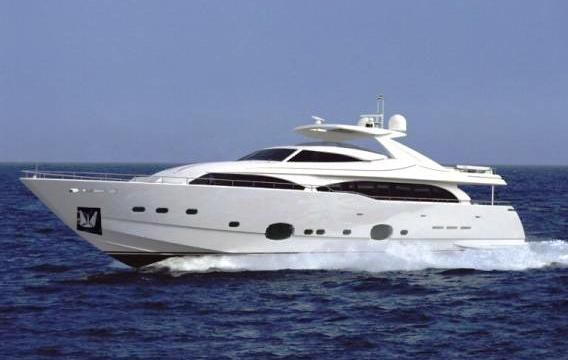 Motor Yacht South China Sea Welkin (ex Next)