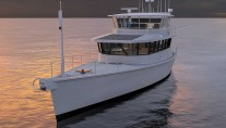 First Dashew FPB 78 Yacht