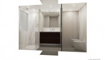 First Oceanic Yachts 140 superyacht - VIP Bathroom