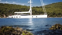 First Oyster 100 Yacht SARAFIN - a sistership to third Oyster 100 yacht